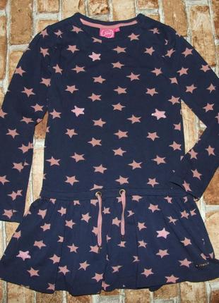 Платье котон 10 лет