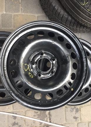 R16 диски Opel 5*115 6,5j et-41 dia71 5шт