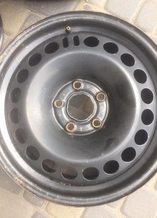 Диски Opel Insignia R17 5*120 et41 dia71,1 4шт
