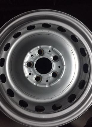 Диски R16 Mercedes Vito 6,5j 5*112 et60 dia66,6 4шт оригінал