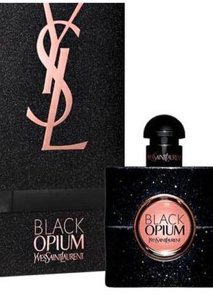 Подарочный Женский набор Yves Saint Laurent Black Opium (Духи ...