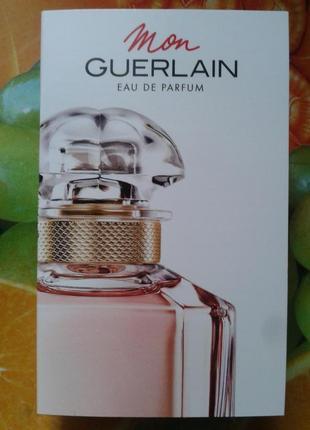 Guerlain mon guerlain пробник