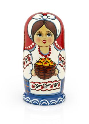 """Матрешка - """"украинская семья"""""""