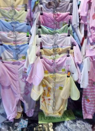 Детская одежда 0 до 10 лет,
