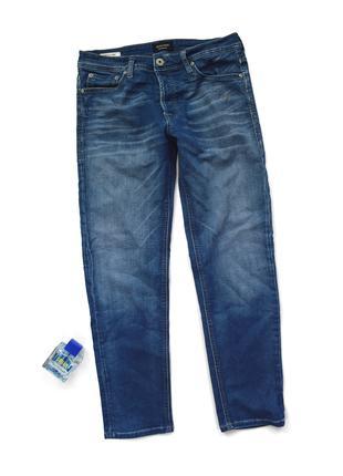 Джинсы синие Jack&Jones W31 L30