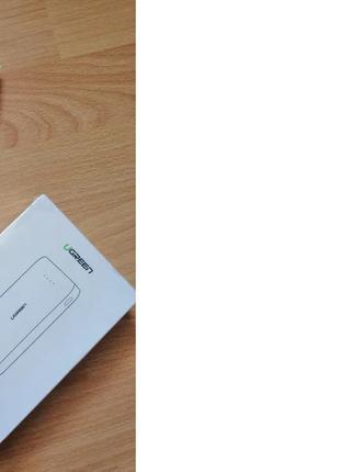 Power Bank Ugreen 20000мАч PD/QC3.0
