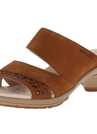 Женские сандалии босоножки шлепанцы merrell, 39 размер