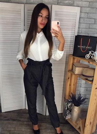Распродажа! брюки полоска, брюки женские, штаны женские