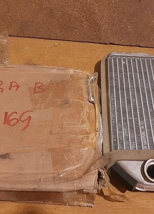 Радиатор печки вектра б 99-04