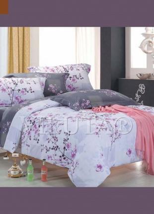 Двухспальный комплект постельного белья № 9813