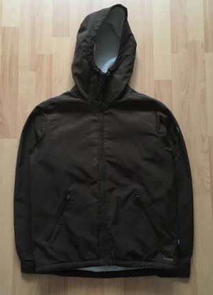 Чоловіча зимова куртка fjallraven (мужская зимняя куртка) g1000
