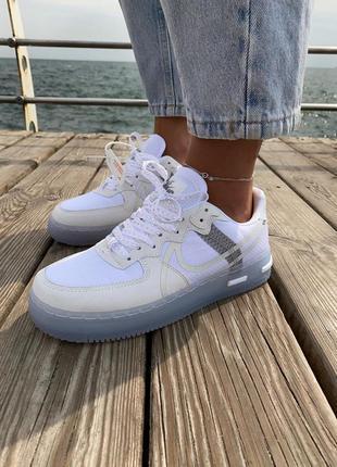 Nike air force react 🆕 женские кроссовки найк аир форс реакт  ...