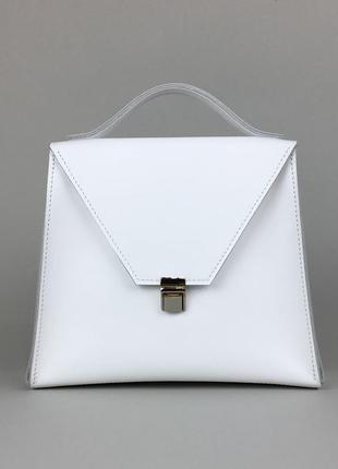 Кожаная сумка ручной работы, hand made.