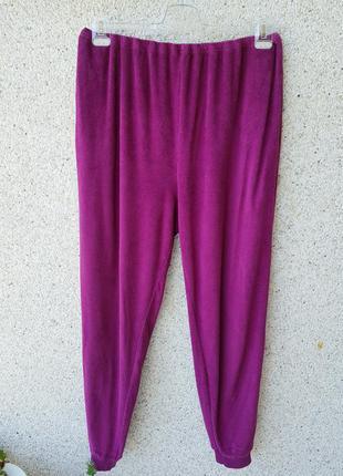 Домашние мохеровые штаны