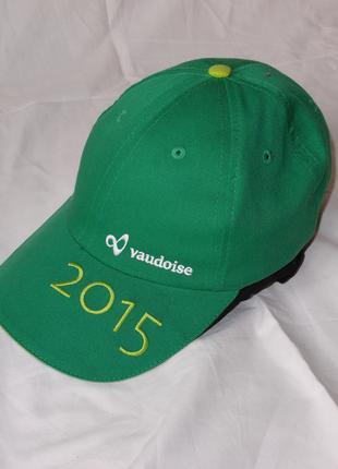 кепка Vaudoise 2015