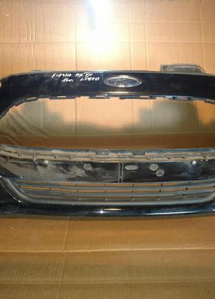 Бампера Ford fiesta mk7 ресталінг