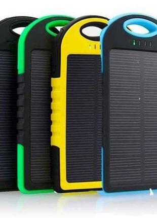 Повербанк солар 20000mAh Power Bank Solar 20000mAh