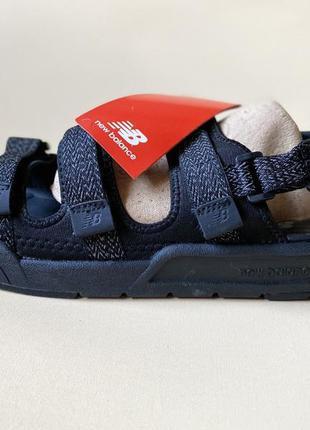 """Сандалии new balance sandal """"black"""""""