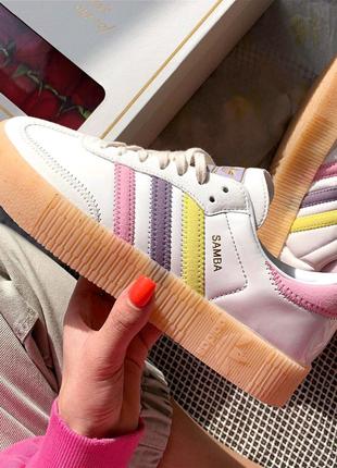 Кроссовки Adidas Samba 38,39