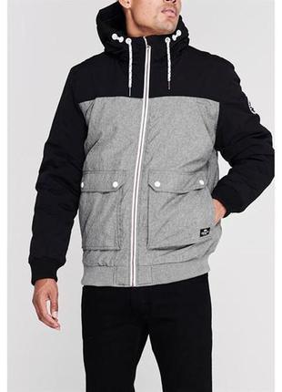 Демисезонная мужская куртка курточка ветровка soul cal. англия...