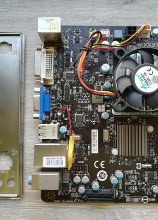 Материнская плата MSI C847IS-P33 (MS-7836) + DDR3 2x2Gb