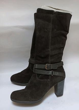 Tamaris сапоги. брендове взуття stock