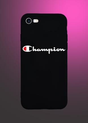 Чехол Champion для Iphone 5/5s/se/6/6s/6plus/6splus/7/7plus/8
