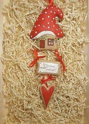 Магниты текстильные подарок сувенир игрушка ручная работа