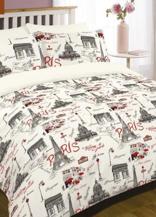 Двухспальный комплект постельного белья № 12599