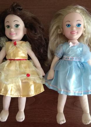Zapf Creation Запф Золушка Белль первая мягконабивная кукла ка...