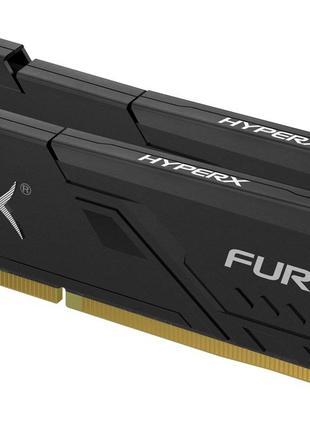 Модуль памяти DDR4 16GB (8GB x 2) 3466MHz HyperX HX434C16FB3K2/1