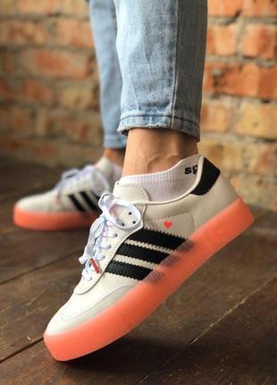 🌼🌺женские кроссовки адидас самба🌺🌼, adidas samba