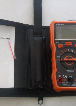 Цифровой мультиметр Richmeters RM-113D