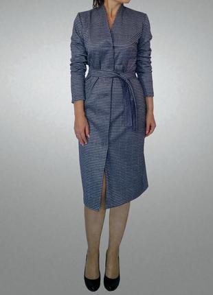 Платье - жакет в деловом стиле