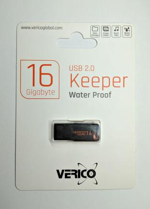 USB-флешка Verico Keeper Black 16 Gb