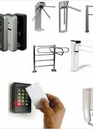 Системы контроля доступа