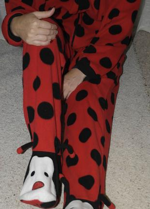 Love to lounge слип кигуруми человечек пижама