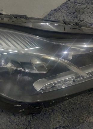 Mercedes-Benz E 220 фары