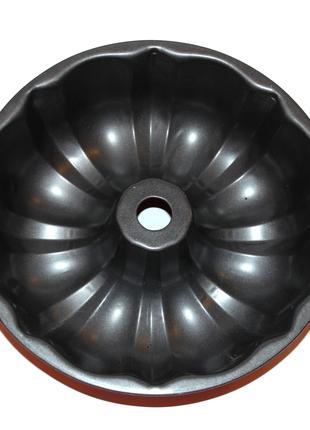 Форма для кекса с антипригарным покрытием 28 см