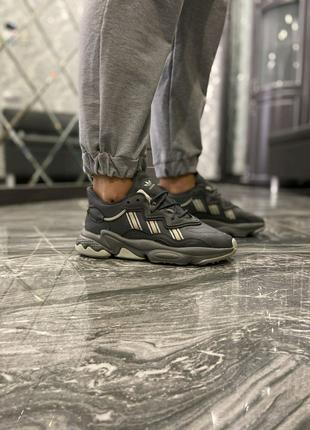 Кроссовки Adidas Ozweego Triple Grey 36-41