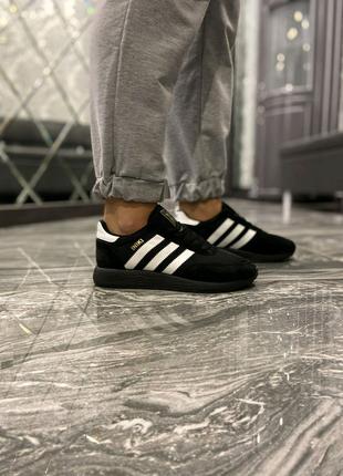 Кроссовки Adidas Iniki Black White 36-39