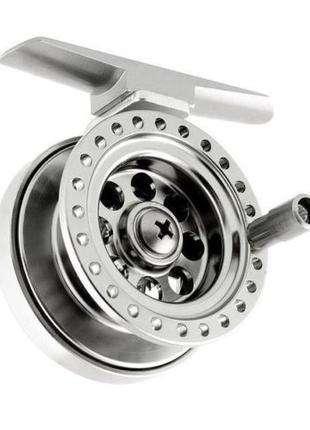 Алюминиевая инерционная катушка для рыбалки Optimum S200-4