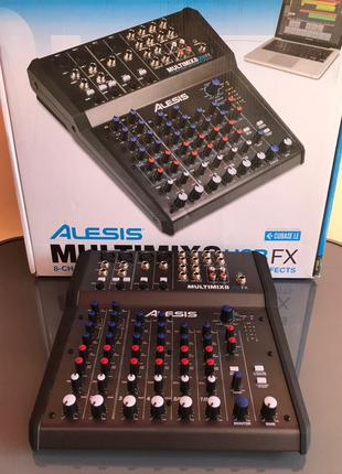 Alesis MultiMix 8 USB FX/Yamaha/Dynacord