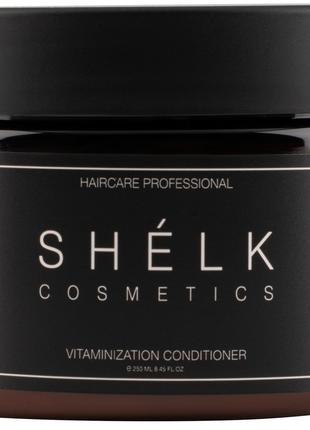Бальзам-кондиционер витаминизирующий для жирных волос