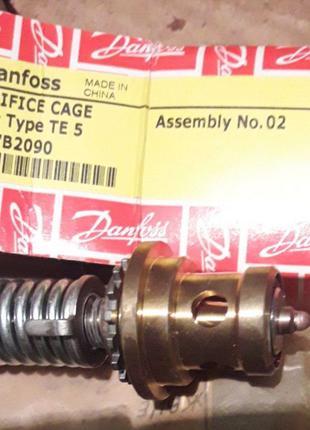 Клапанний вузол для розширювального клапана, TE 5 NG2 067B2090