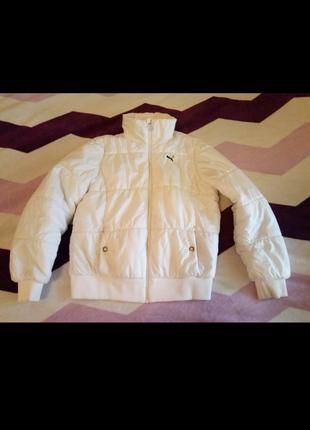 Классная фирменная куртка Puma