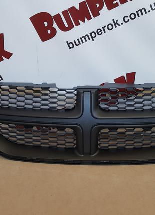 Решетка радиатора черная Dodge Grand Caravan (Додж Гранд Караван)