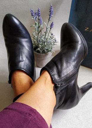 Ботинки ecco ботильоны туфли