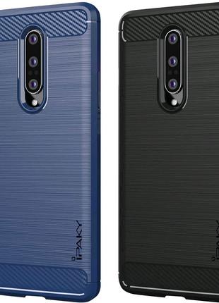 TPU чехол iPaky Slim Series для OnePlus 8