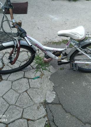 Велосепед патрьопаный не дорого